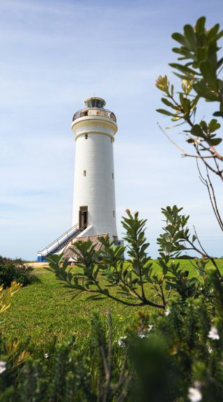 Port Stephens Lighthouse, Fingal Island