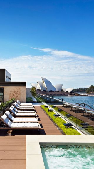 The Park Hyatt Sydney - Image Credit David Mitchener