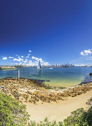 view from Bradleys Head - Mosman