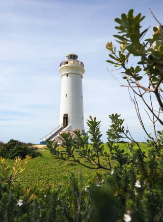 Port Stephens Lighthouse - Fingal Island