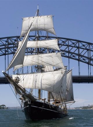 Sydney Harbour Tall Ships at Sydney Harbour, Sydney City