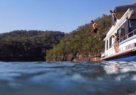 River Activities in the Hawkesbury Area