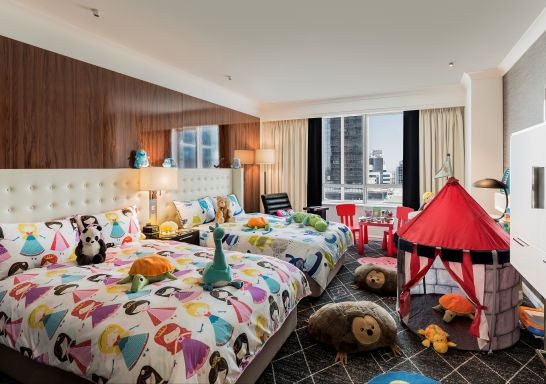 Kids Room at Swissôtel Sydney in Sydney City