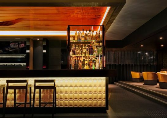 Sokyo Lounge in Pyrmont, Sydney City
